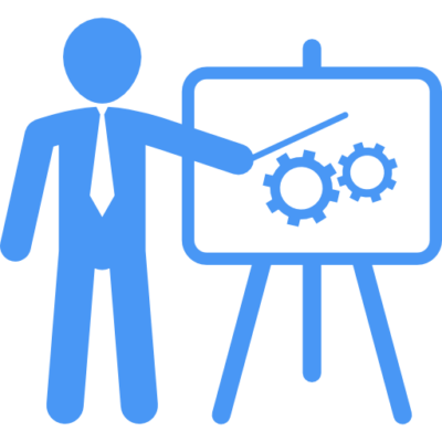 006-businessman-in-apresentation-with-a-graphic-on-a-board
