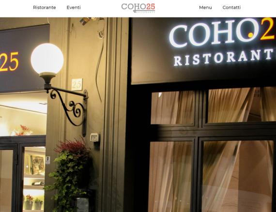 Coho25 – Ristorante di Pesce Firenze