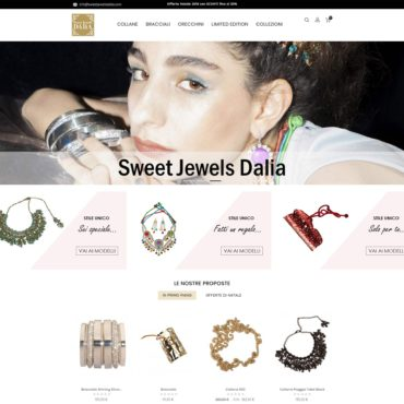 Sweet Jewels Dalia