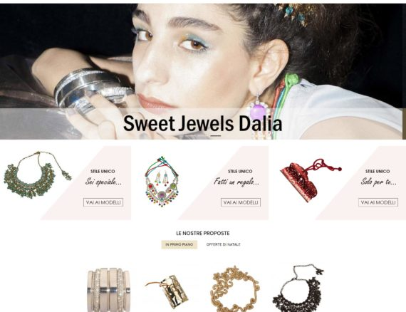 Sweet Jewels Dalia