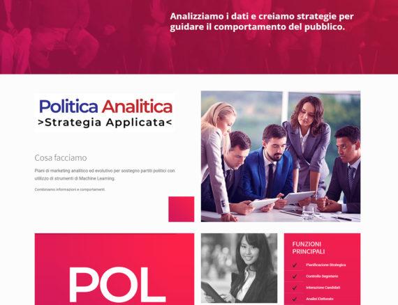 Politica Analitica – Media e Strategia Applicata