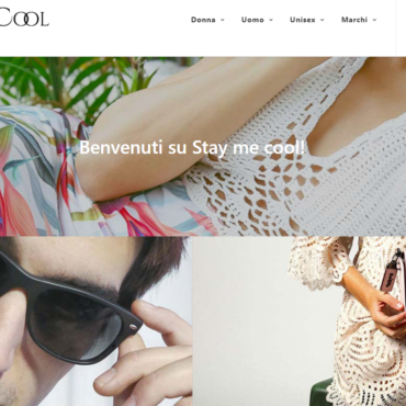 StayMeCool – eCommerce