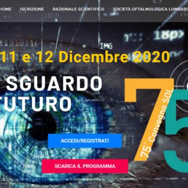Società Oftalmologica Lombarda – Convegno Annuale