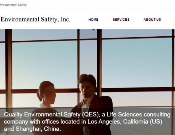 Quality Environmental Safety Progetto Web e di comunicazione