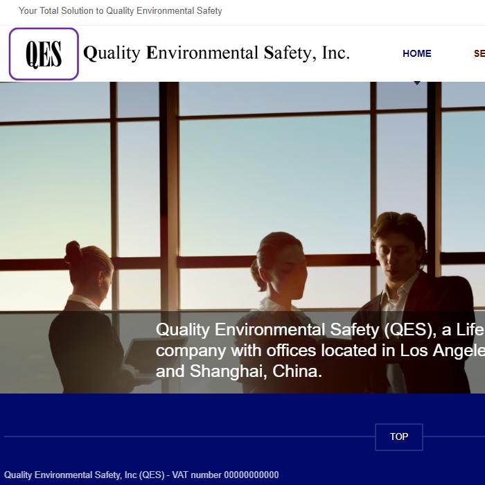 QES Progetto Web e di comunicazione