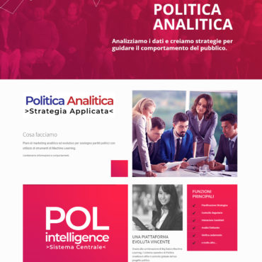 Politica Analitica – Media e Strategia Applicata