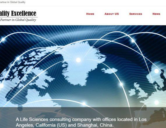 Global Quality Excellence Progetto Web e di comunicazione